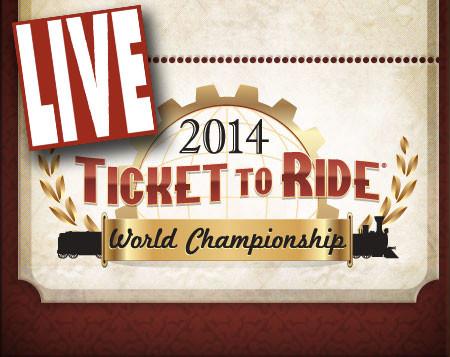 Championnat d'aventuriers du rail en live dans la TT Tv !