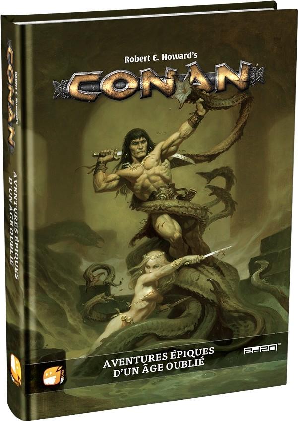 Jeu de rôle CONAN : précommandez-le. Le Late Pledge est ouvert !