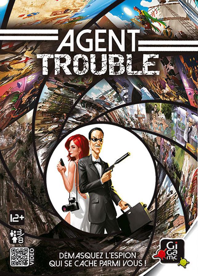 Agent Trouble, espionnage chez Gigamic