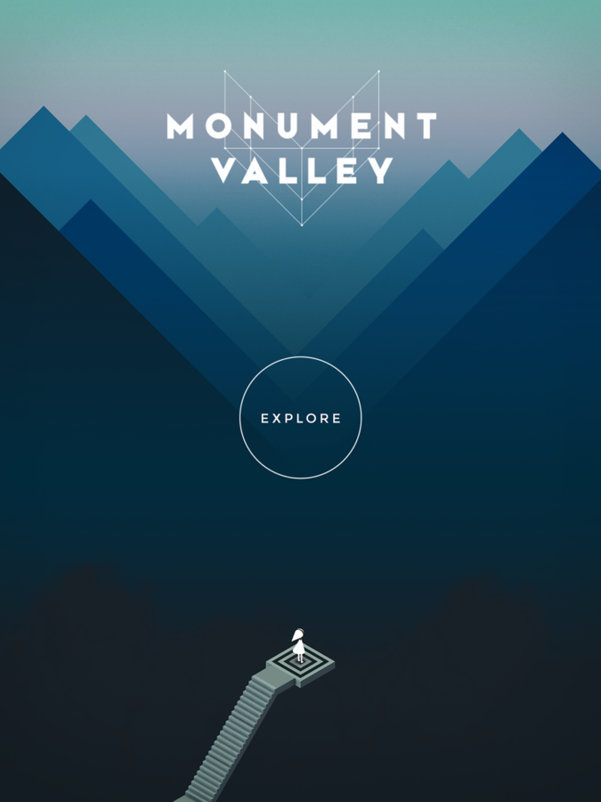 Monument Valley, la princesse au petit doigt