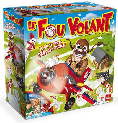 <br /><br /> <p>Le Fou Volant est de retour</p><br /><br /> <p>