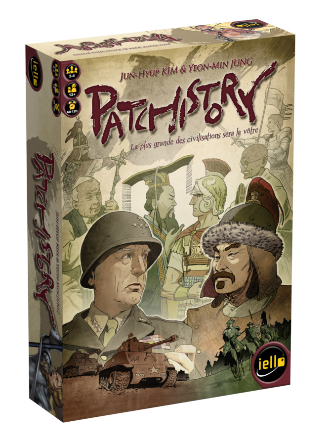 Patchistory