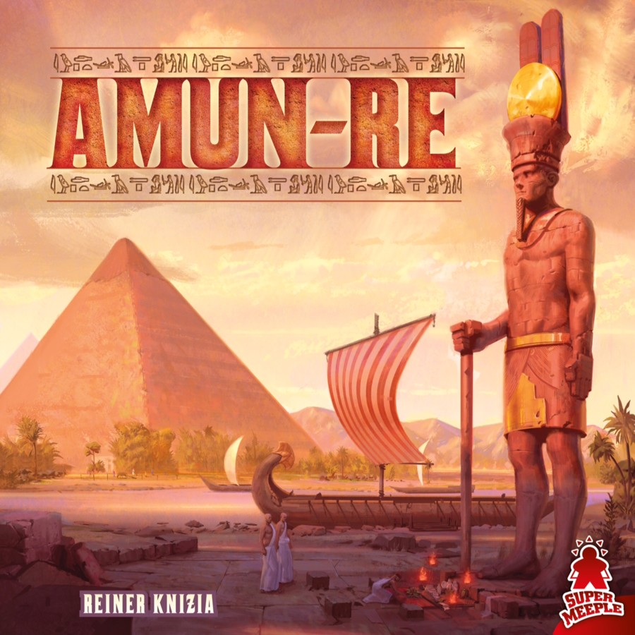 Walking on Amun-Re