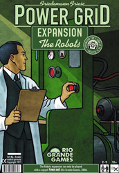 Power Grid : The Robots