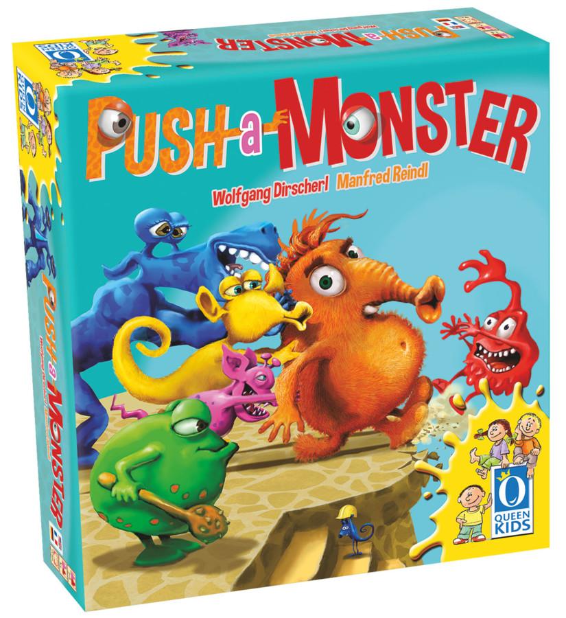 Push a Monster : doucement derrière !