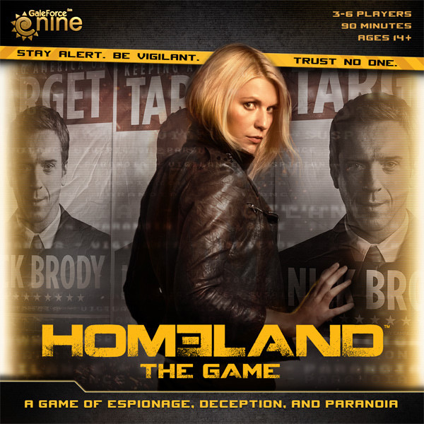 Homeland : The Game