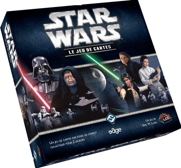 Star Wars - le jeu de cartes