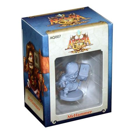 Arcadia Quest : MC Hammer
