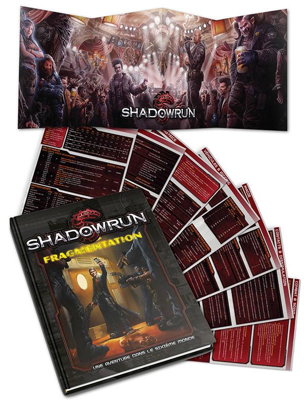 Premier supplément shadowrun 5