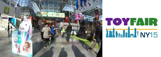Toy Fair N.Y. 2015, le secteur US.