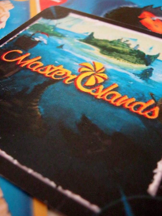 exploration ludique : masterislands