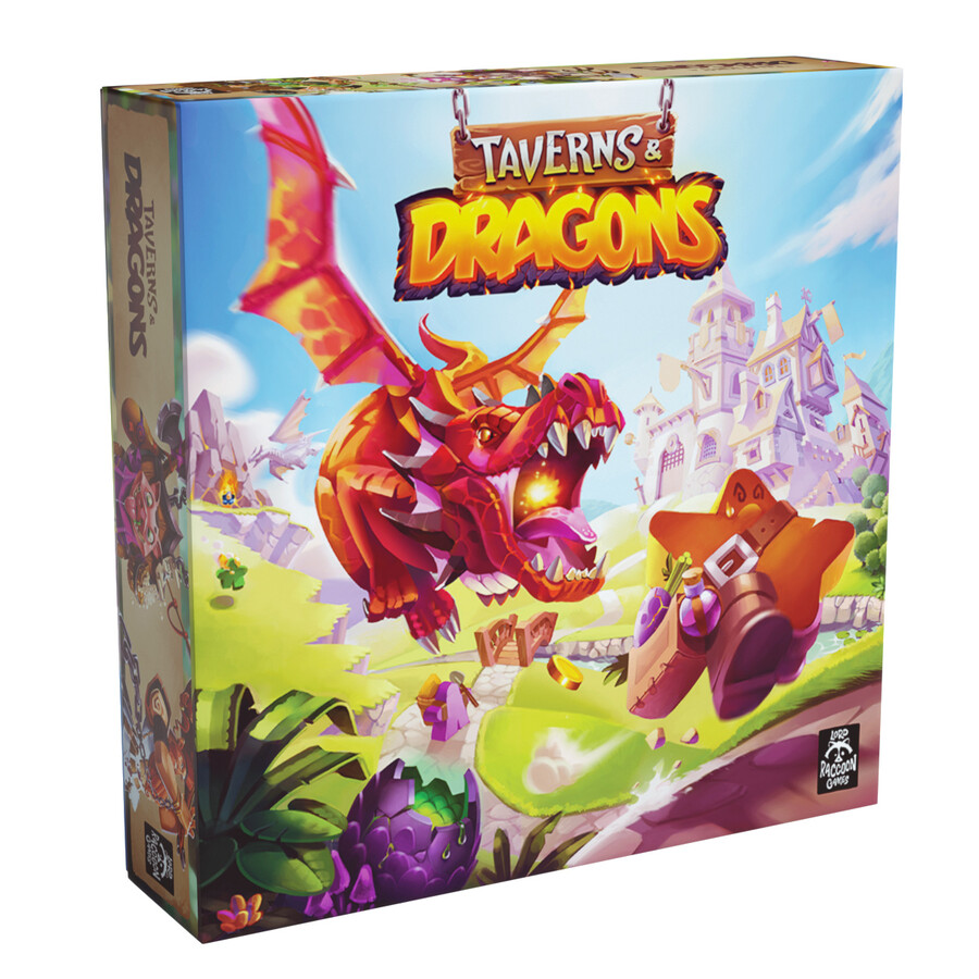 Taverns & Dragons