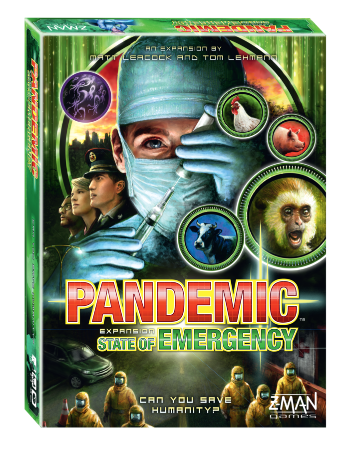 Pandemic : State of Emergency