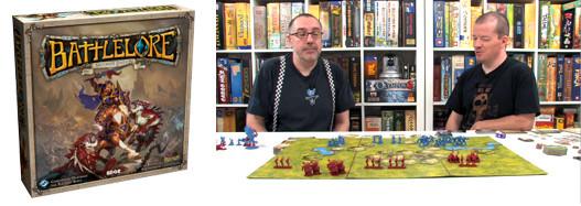 BattleLore 2e éditions, de les différences