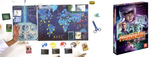 Pandemie In Vitro, de la partie