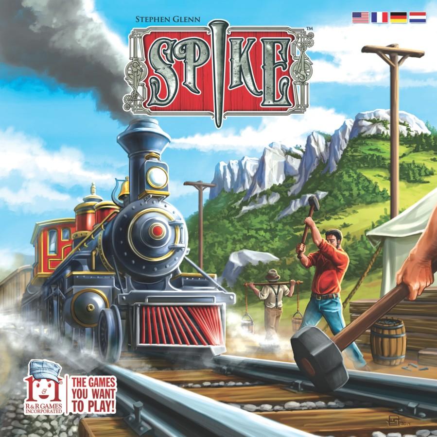 Spike, les marchands du rail