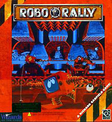 Garfield fragt: Wollen wir robo Rally zurück?