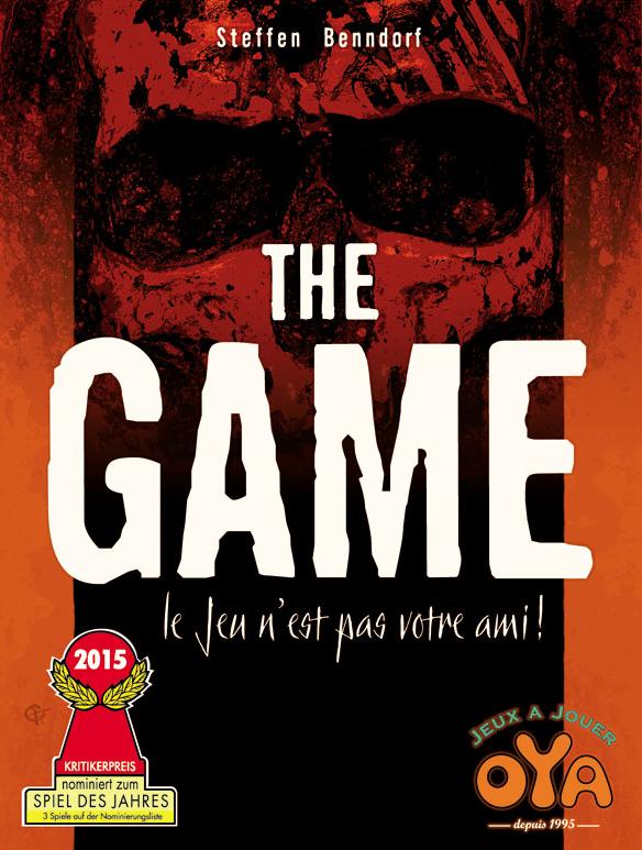 The Game en français ? C'est ze gaime ?