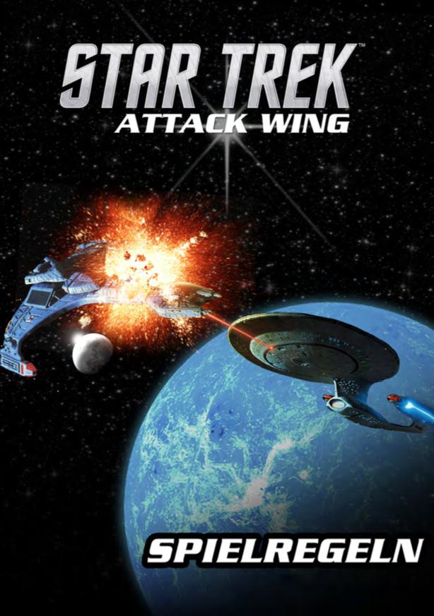 Attack Wing weder auf Deutsch noch auf Klingonisch