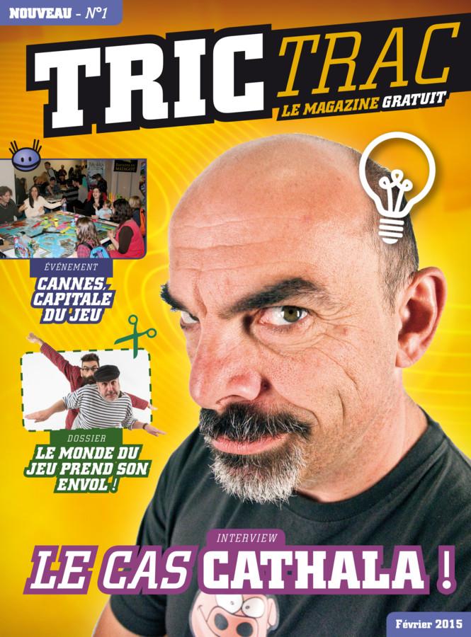 Tric Trac Mag, la version papier appât à joueurs...