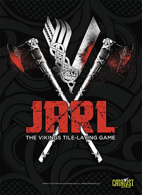 Jarl : The Vikings Tile Laying Game