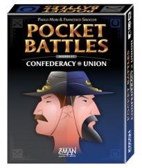 POCKET BATTLES : CONFEDERACY vs UNION