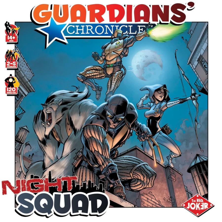 Night Squad : Nouvelle Team (body)Buildée