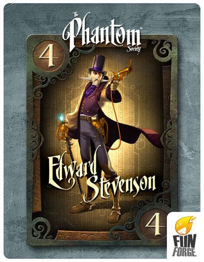 The Phantom Society, un jeu en train de se faire