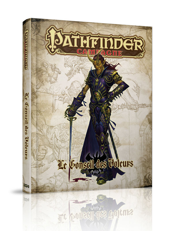 Crowdfunding Campagne pathfinder