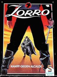 Zorro - Combat contre l'Alcade