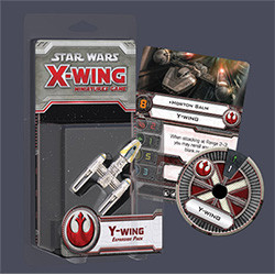 X-Wing - Miniatures Game : Chasseur Y-wing