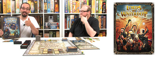 Lords of Waterdeep, le comment ça marche ?