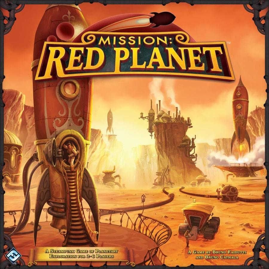 Mission Red Planet, mars ça repart !