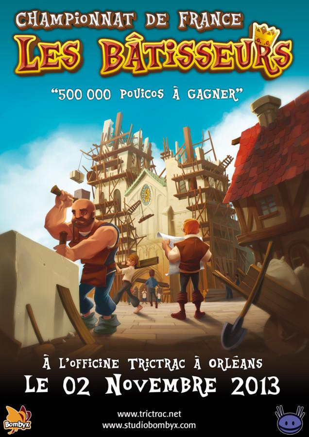 Les bâtisseurs, acte #2 : le tournoi