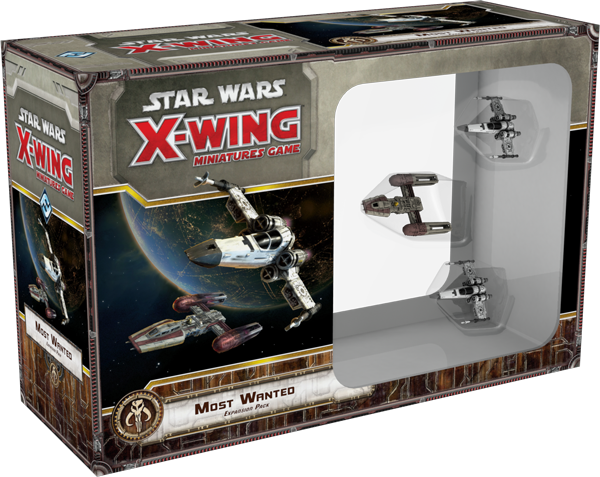 X-Wing : Ennemis Publics