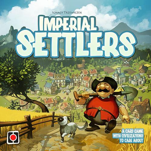 IMPERIAL SETTLERS - TEST DE L'ALCHIMISTE