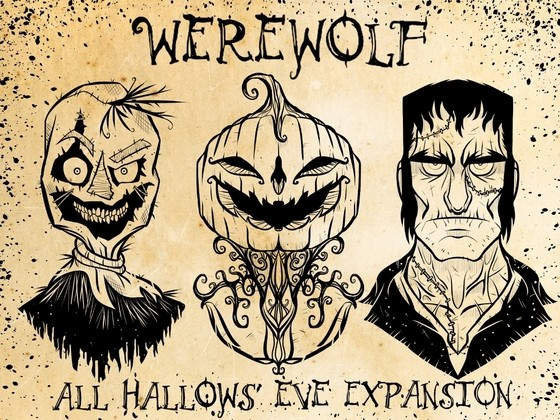 Werewolf: All Hallows' Eve Expansion