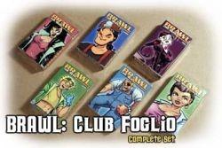 Brawl - Club Foglio Complete Set