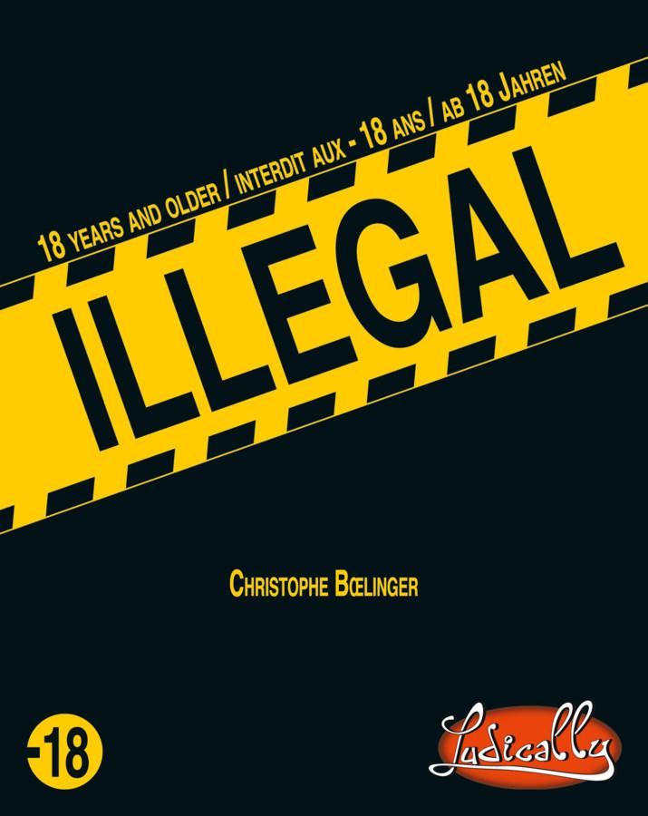Illegal - Video Partie VIP OFF Festival deS Jeux de Cannes