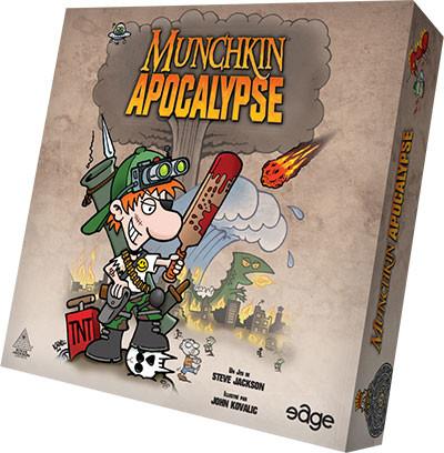 Munchkin Apocalypse sur les étals