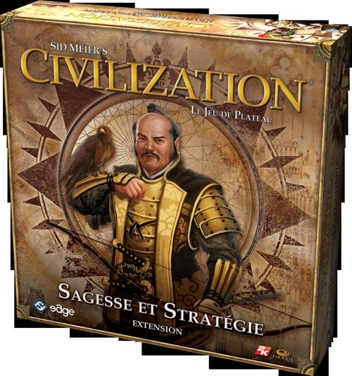 Civilization : Sagesse et Stratégie