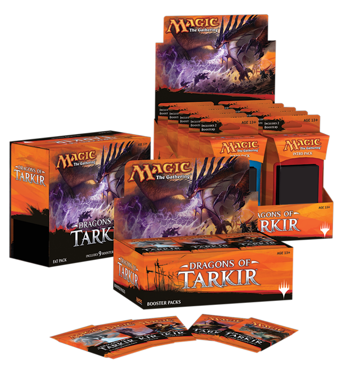 Magic the Gathering : les Dragons de Tarkir