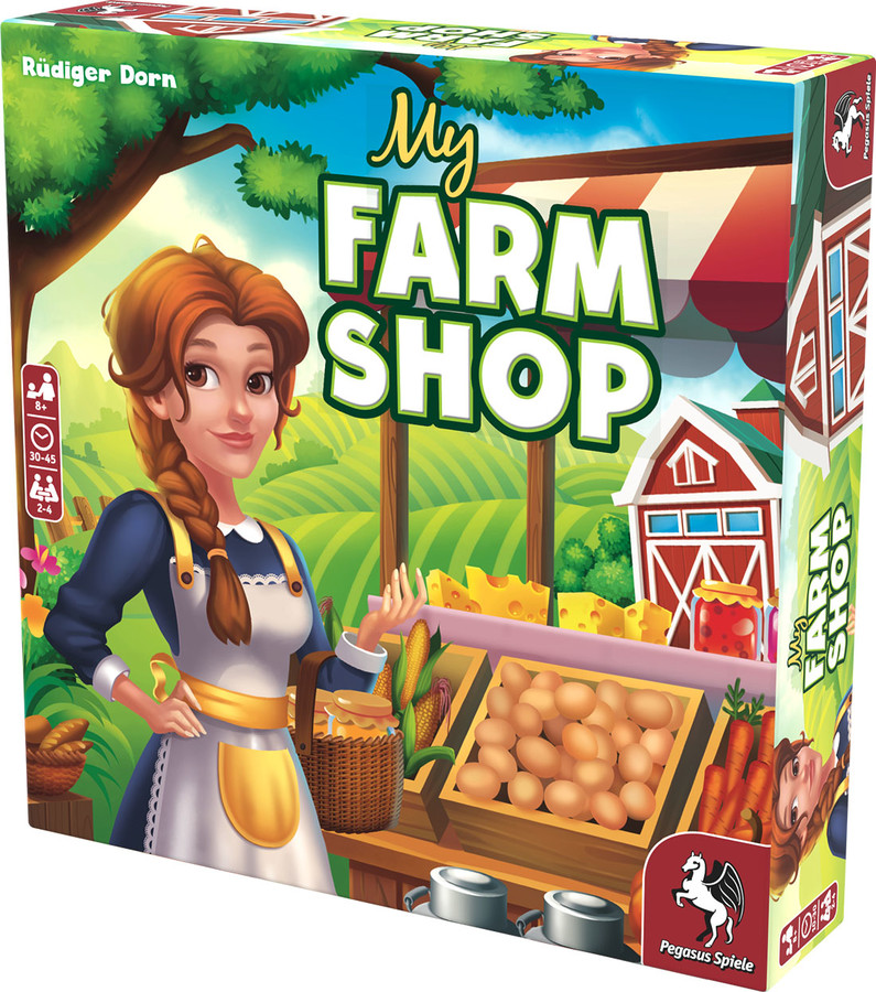 MY FARM SHOP