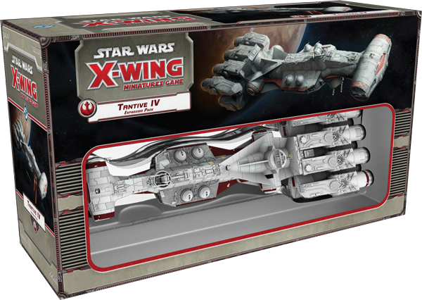 X-wing - miniatures game :Tantive IV