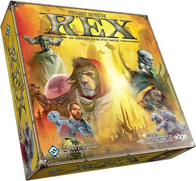 Rex, la version non épicée de Dune est parue