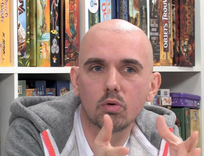 Davy Mourier se raconte dans la TT Tv.