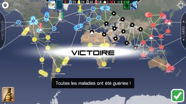 Pandémie : sur écrans... en VF !