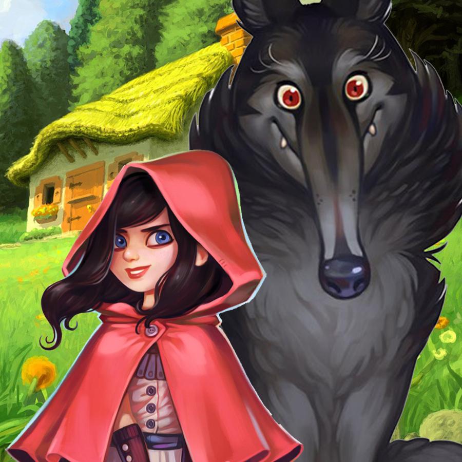 Le petit chaperon rouge : Qui a peur Du grand méchant loup?