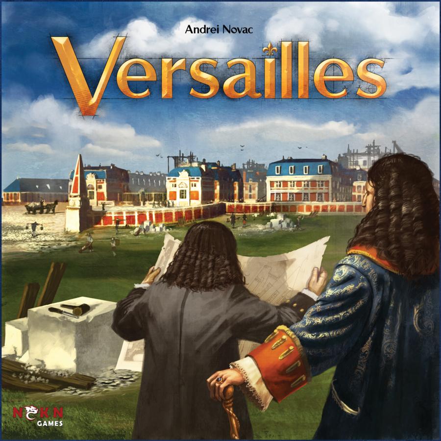 Versailles, une petite visite de chantier ?