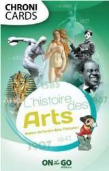 Chronicards: l'histoire des Arts